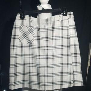 Burberry skirt shorts